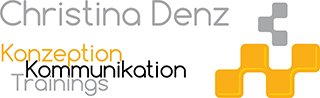 Christina Denz. Konzeption. Kommunikation. Trainings.